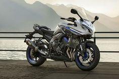 Yamaha Fazer8 Motorcycle. It's beautiful...