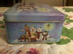 Christmas Decorative Storage Box.
