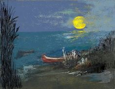 Moon Light Bayou