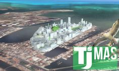 ILUSTRATION : The Green Waterfront District of Tanjung Mas, Semarang City