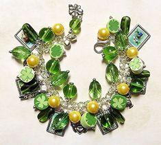 St Patricks Day Jewelry  Irish Jewelry