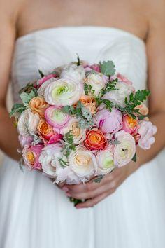 Wedding bouquet for Magda i Marcin 10.05.2014 made by Ładne Kwiatki Anna Fudali  zdjęcie www.magiaobrazu.com