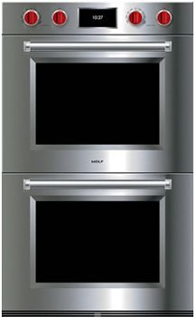 Wolf 30 Built In M Series Professional Double Oven @fergusongallery