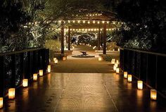 luminarias! proposal idea?! (: