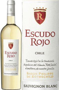 Baron Philippe de Rothschild Escudo Rojo Sauvignon Blanc 2014, Weißwein aus Chile