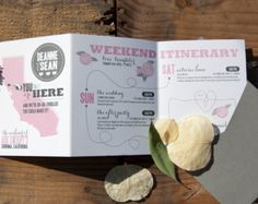 wedding timeline on Etsy, a global handmade and vintage marketplace.