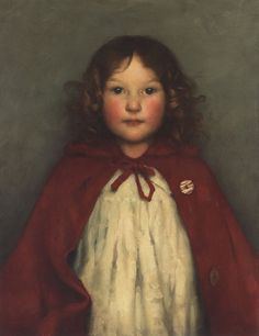 Thomas Cooper Gotch - Newlyn School of Artists - Penlee House Gallery and Museum Penzance Cornwall UK