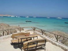 Giftun Island in Hurghada