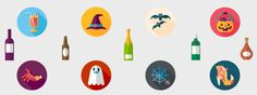 The Booze You Need To Get You Through Trick-Or-Treating [Infographic]   VinePair