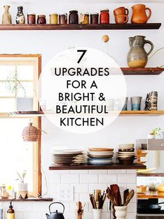 7 Upgrades For A Bright & Beautiful Kitchen | eBay