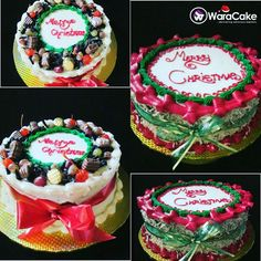 Its that season. We won't stop taking orders till there's a cake in every home.  Right or Left ?