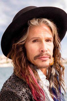 Steven Tyler of Aerosmith, 2016 (Zack Whitford).