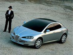 Alfa Romeo Visconti (ItalDesign), 2004