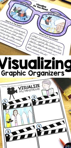 Visualizing graphicanizers are so helpful for reading strategy instruction in the classroom and for differentiation in guided reading They can be paired with any readingprehension passage or mentor text fiction or nonfiction books They are no prep readingprehension resources for teaching and practicing visualizing with students! Visualizing Activities for 2nd grade 3rd 4th or 5th Visualizing Poster or Visualizing Anchor Chart for a reading bulletin board