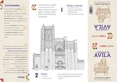 Guía  didáctica Catedral de Ávila