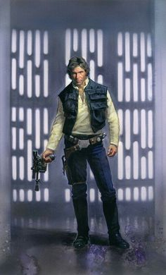 Han SOLO | By Terese NIELSEN | STAR WARS : Characters