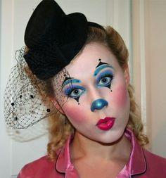 Bildergebnis für harlekin schminken