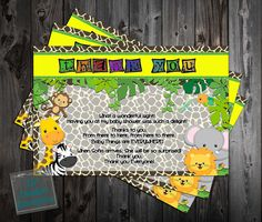 Hey, I found this really awesome Etsy listing at https://www.etsy.com/listing/295081045/baby-jungle-animals-wild-safari-baby