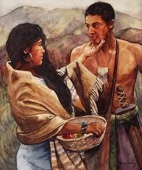 great blog  Women in the Scriptures: Mothers of the 2,060 Stripling Warriors