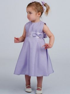 91d64d3be533 Communion Dress Purple Flower Girl Dresses With Bow And Button On The Back  Vestidos De Fiesta Chiffon Wedding Party Dresses 2017-in Flower Girl Dresses  from ...
