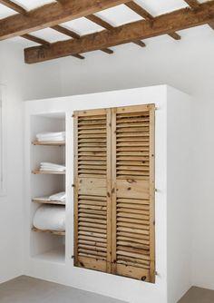 Rustic Home Design, Studio Kitchen, Rustic Room, Interior Decorating, Interior Design, Tall Cabinet Storage, Sweet Home, New Homes, House Design
