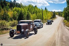 Doing hot rod things with my hot rod friends at the @hotrodhillclimb #reliabilityrun this year. This event brings together the best folks and hot rods from all over the country for a weekend of fun in the mountains. http://ift.tt/2oW2Bkl