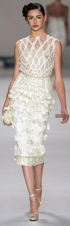 Samuel Cirnansck Sao Paulo Fashion Week Madrid  Fall Winter 2013 by carter flynn