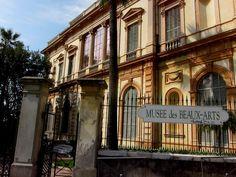 Musée des beaux-arts de Nice Le musée des beaux-arts est un musée municipal de la ville de Nice (Alpes-Maritimes). Son nom complet est musée des beaux-arts Jules-Chéret car le musée possède une importante collection de ce peintre et affichiste mort à...