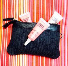 My favorite matte lip tar...  OCCcosmetics I love pink lips
