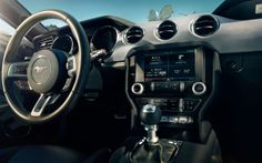 This Is It: The 2015 Ford Mustang - Popular Mechanics