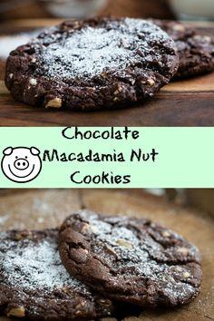 ... Macadamia en Pinterest | Galletas, Chocolate Blanco y Galletas Con
