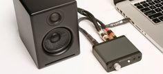 Remplacer la carte son d'un ordinateur PC portable avec un DAC Audio externe USB
