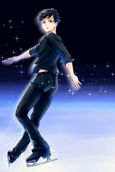 When it is your precious bean's birthday you must say something about it. Ladies and Gentleman, Yuuri is now officially 24. *Screaming internally*