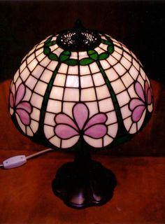 Planeta Tiffany: Lampara de mesa                              …