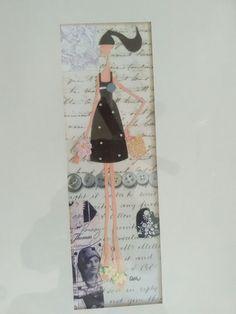 Fashion Diva- 10x20 Framed $100.00