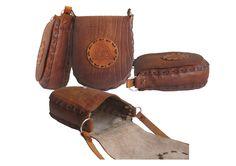 Leather Celtic Bag   #leatherbag   #celticbag  #celticleatherbag #invictusleather #handstitchedleather   Visit us at: www.facebook.com/invictusleather