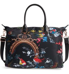 Main Image - Ted Baker London Large Opulent Fauna Tote
