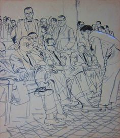 ILLUSTRATION ART: THE SKETCHBOOKS OF AUSTIN BRIGGS