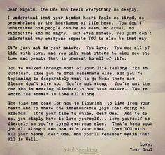 Dear Empath