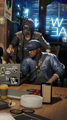 Hacker Wallpaper, Supreme Wallpaper, Dog Wallpaper, Wallpaper Desktop, Wrench Watch Dogs 2, Watch Dogs 1, Grand Theft Auto Series, Culture Art, 4k Wallpaper For Mobile