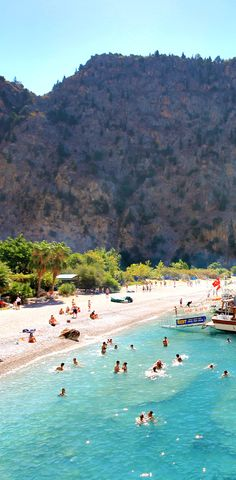 Ölüdeniz - A spectacular place from every perspective | Ölüdeniz in Southern Turkey offers everything for the great escape: Paragliding, enchanting blue lagoons and Turks with a British accent... | via @Just1WayTicket