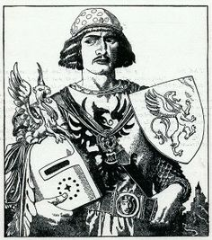 Gawain: Follow the link attached to this image and read my review of The Story of the Grail, by Chretièn De Troyes.  Be sure to 'like', share and leave a comment.