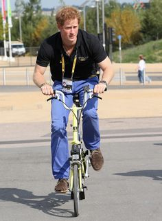 Prince Harry Photos - Behind The Scenes At The Invictus Games - Zimbio