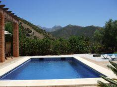 Huur een villa in Cómpeta, Costa del Sol - Malaga dichtbij de golfbaan met 3 slaapkamers. Voor een complete vakantie - HomeAway