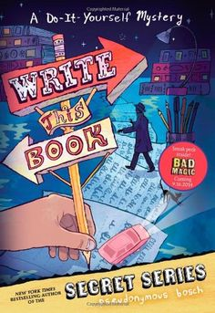 how to write a mystery book review