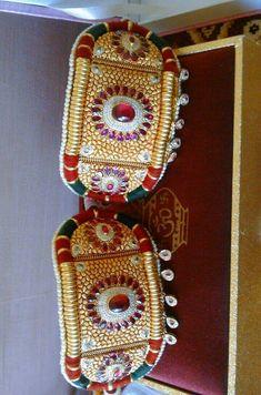 Rajputi jewellery bajuband by Kuldeep Singh