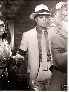 """Behind the scenes """"Smooth Criminal"""""""