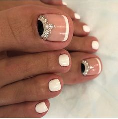 Nail Art At Home, Feet Nails, Stylish Nails, Toe Nail Art, Design Case, Simple Nails, Nail Colors, Your Favorite, Nail Designs