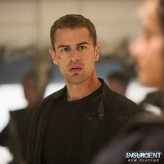 Will Four be able to help save Tris?   Insurgent