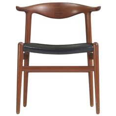 Cow Horn Chair By Hans Wegner   From a unique collection of antique and modern chairs at http://www.1stdibs.com/furniture/seating/chairs/